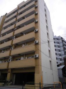 マンション外壁改修工事(大阪市西区)