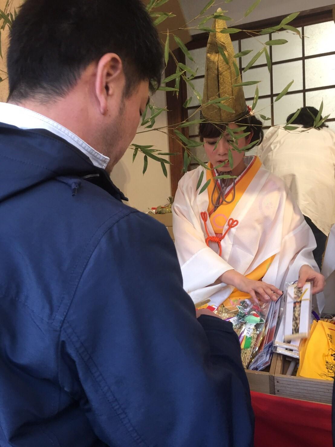 2017 シュウケン工業 お参り