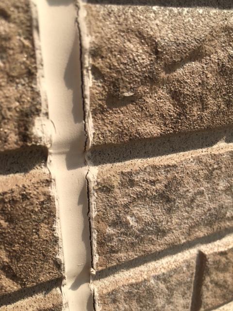 外壁改修工事 施工前現状