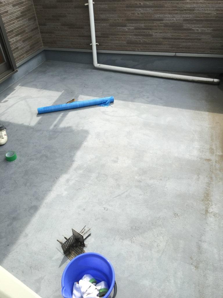 外壁改修工事 防水工事前現状