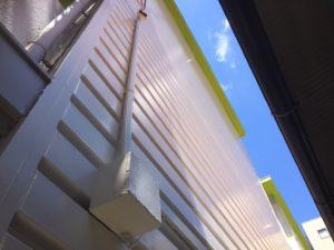 城東区マンション 外壁改修工事 完了3